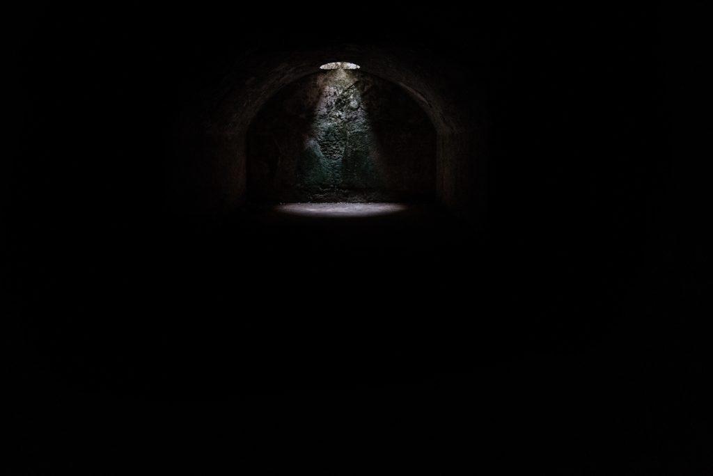 Sous Paris se cachent des catacombes